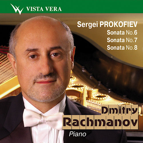 Prokofiev-CD cover