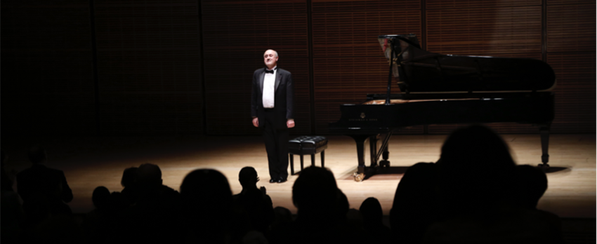 Dmitry Rachmanov at Zankel Hall, Carnegie Hall
