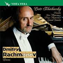 Front cover - Piotr Tchaikovsky recording  by Dmitry Rachmanov